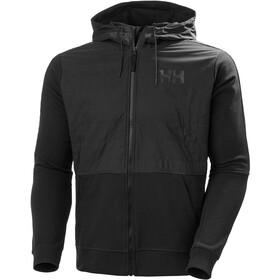 Helly Hansen Stripe Hybrid Jacket Men, negro
